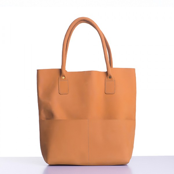 Yote Leather Tote