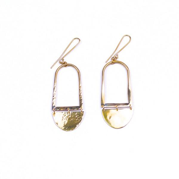 Funguo Earrings