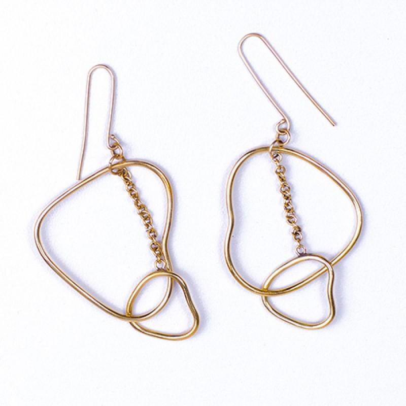 Kioo Earrings