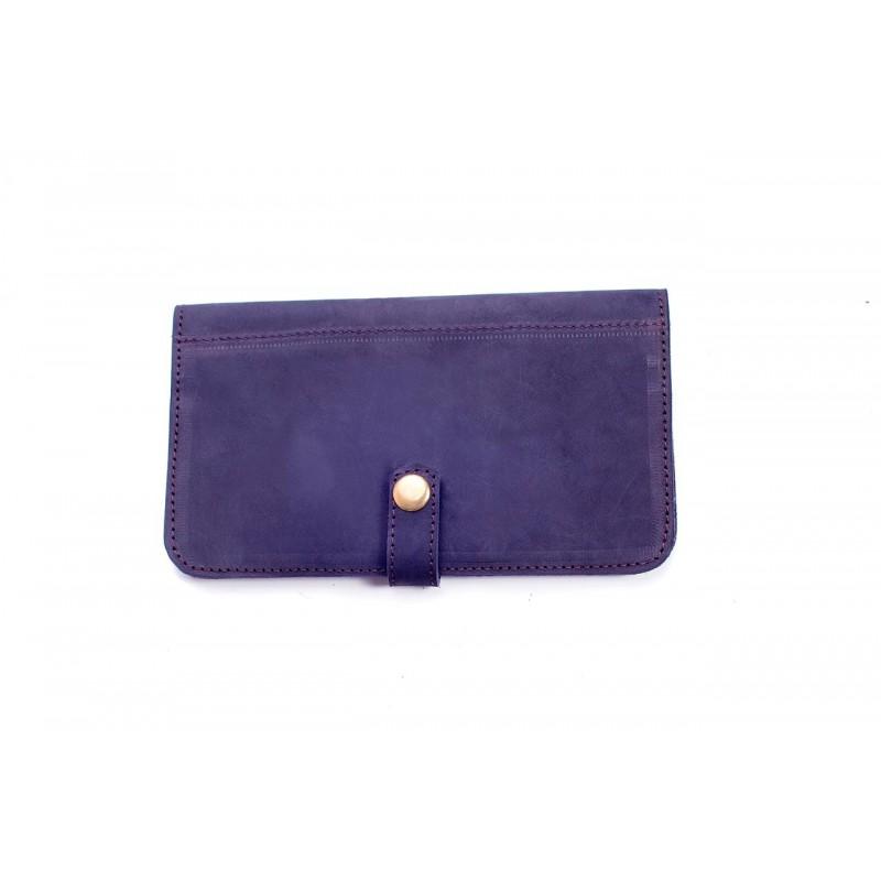 Fahari Leather Wallet